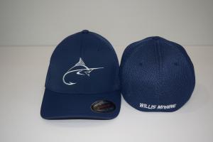 Flexfit Navy Mens Hat